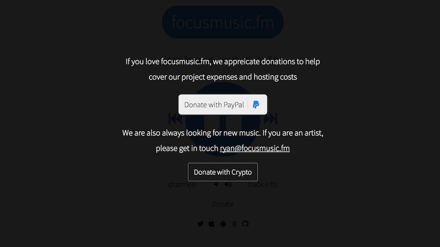 贊助 音樂
