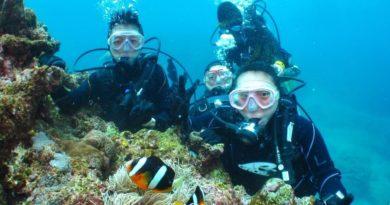 【沖繩潛水】10 個必去的景點 – 青洞潛水,6 天 5 夜沖繩馬拉松自駕遊