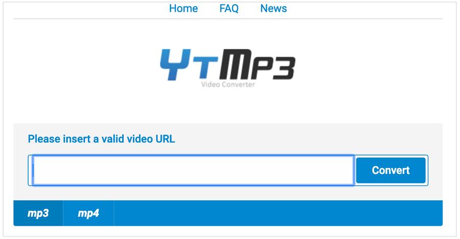 YTMP3 下載器