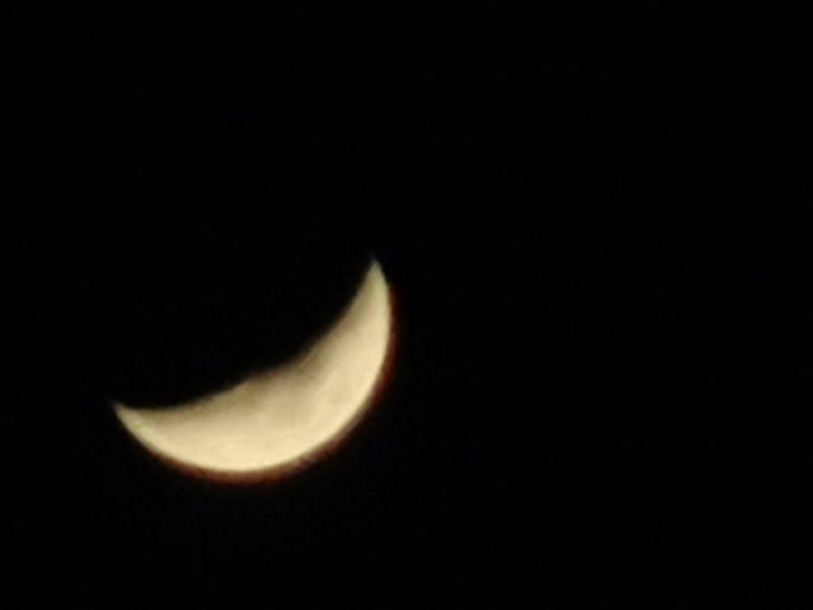 P30 Pro 拍月亮