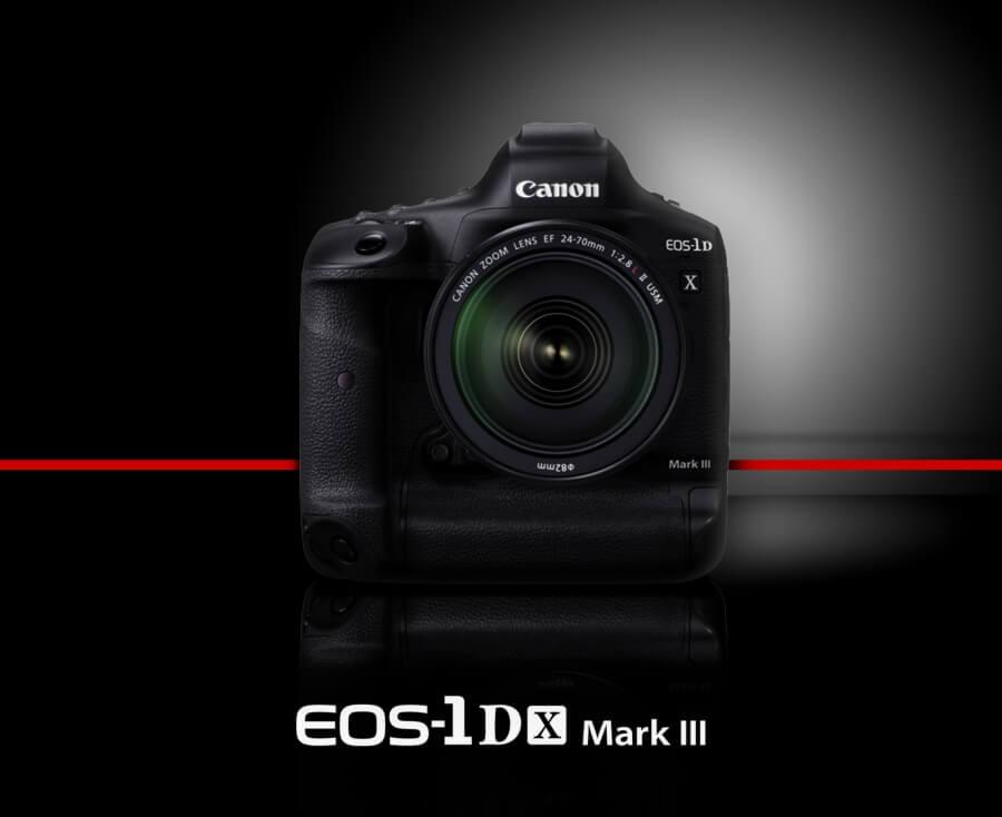 Canon EOS-1D X Mark III 旗艦級全片幅數位單眼相機