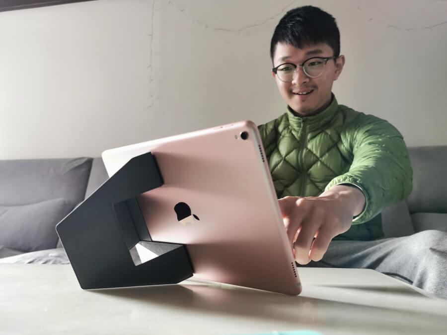 FoldStand iPad