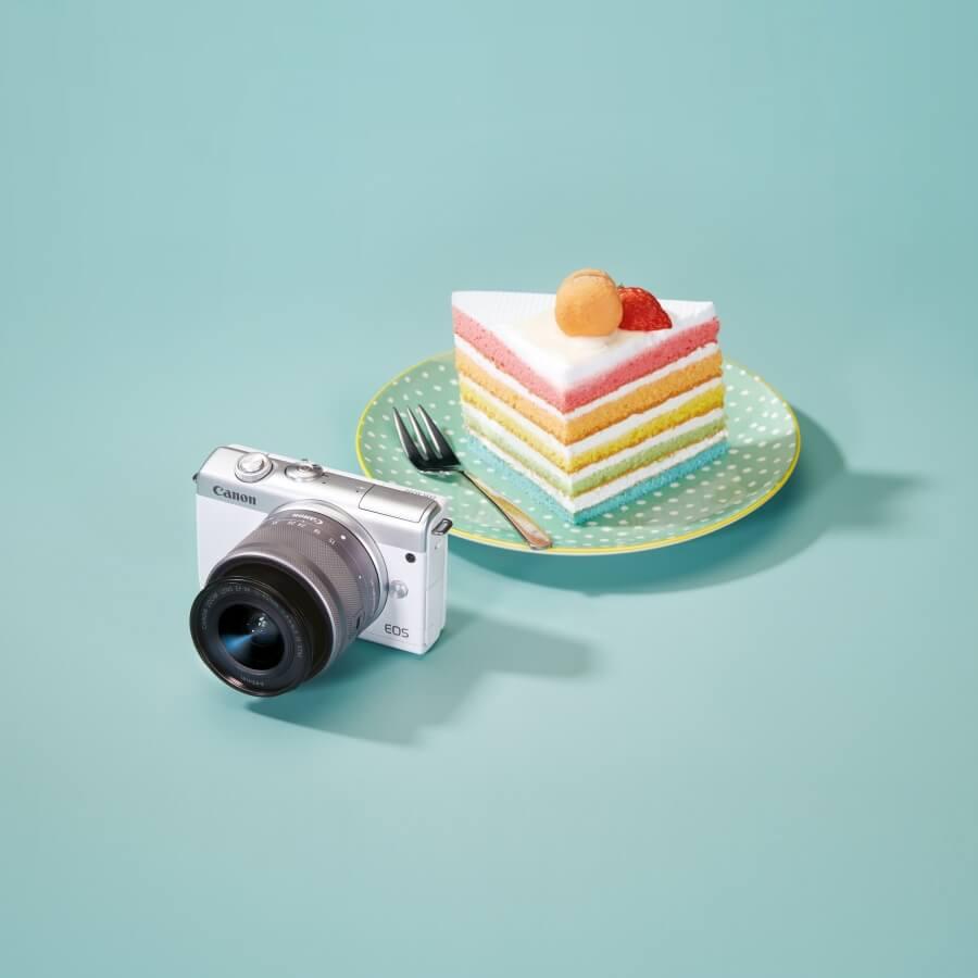 Canon EOS M200 功能