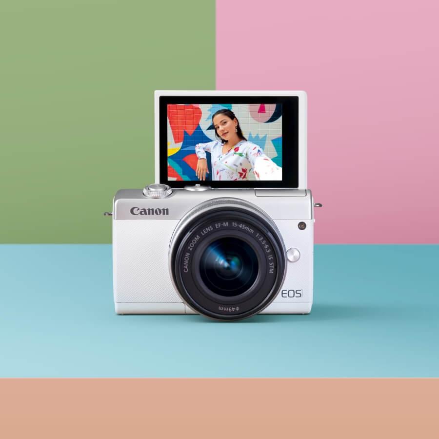 Canon EOS M200 售價