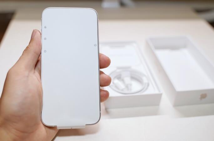 iPhone 12 mini 開箱