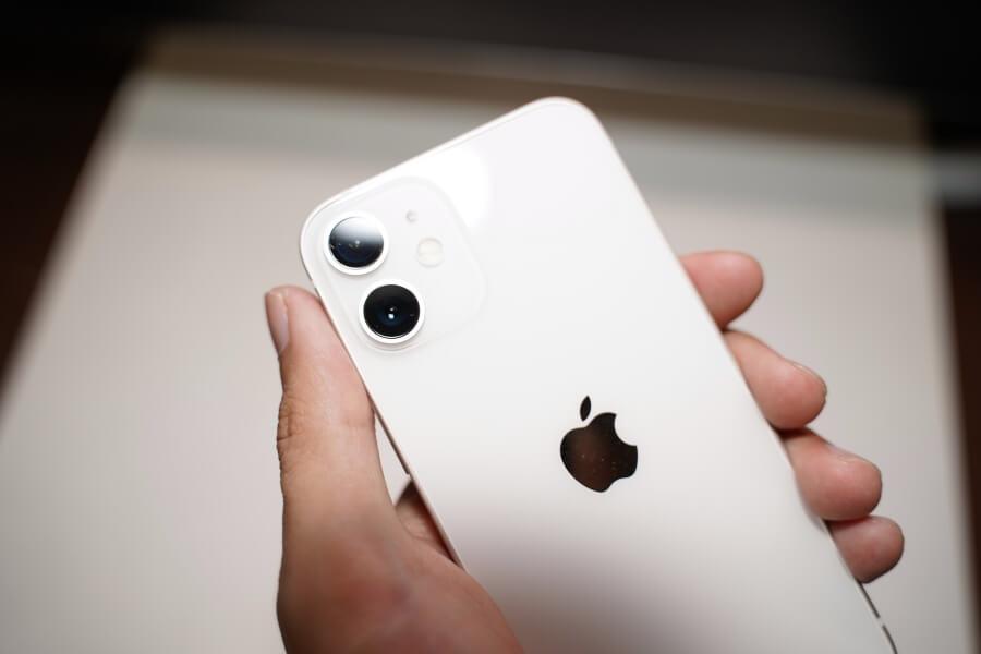 iPhone 12 mini 相機