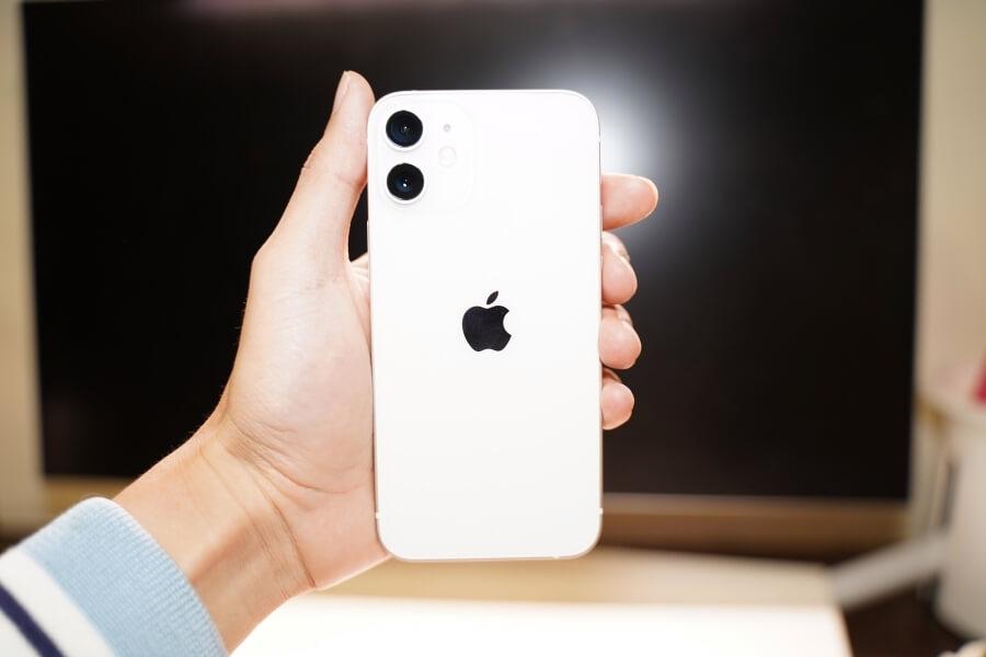 iPhone 12 mini 白色