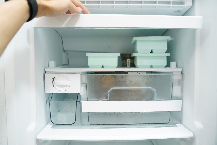 富及第260L低溫無霜冷凍櫃開箱